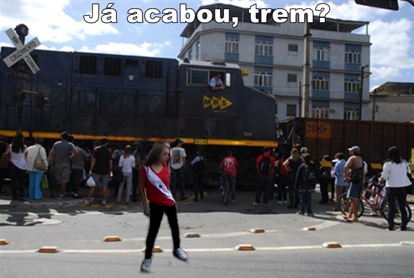 Já acabou, trem? https://t.co/KVIV7Kh0Cy