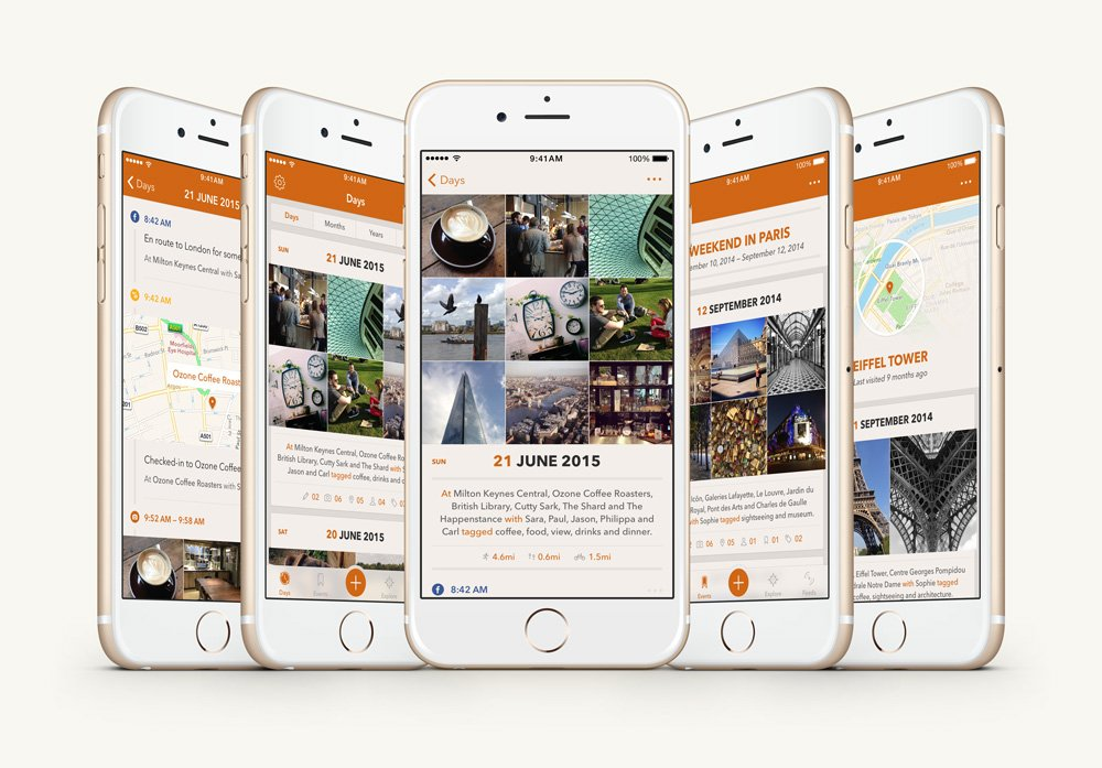 Introducing Momento 3 — now available to download on the @AppStore! — https://t.co/uG36v6pXtK https://t.co/fNjLStgyBd