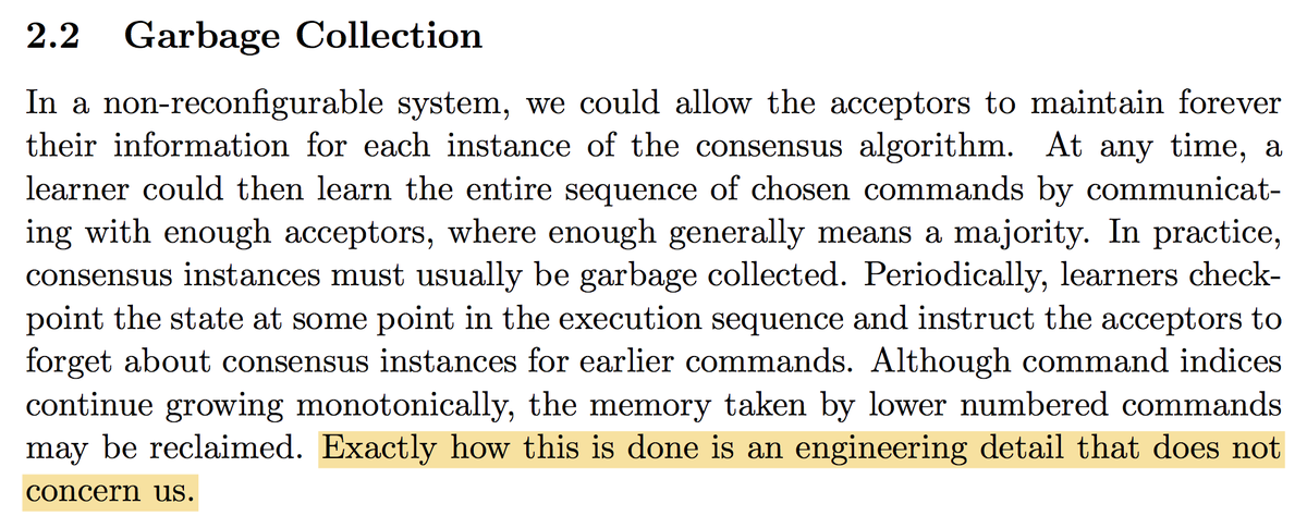 Lamport, trolling distributed systems engineers since 1998. https://t.co/ie5DfffsBO