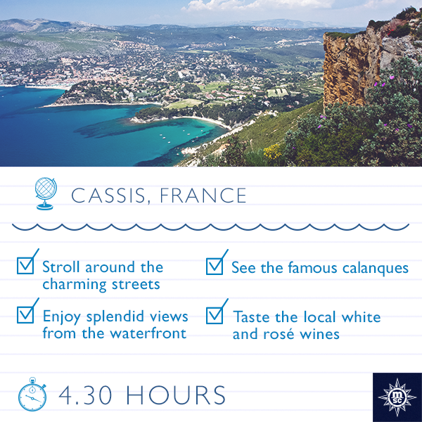 Discovering Cassis, a charming town in the South of France #MSCFantasia #CruiseChat https://t.co/o9X9veoYTd