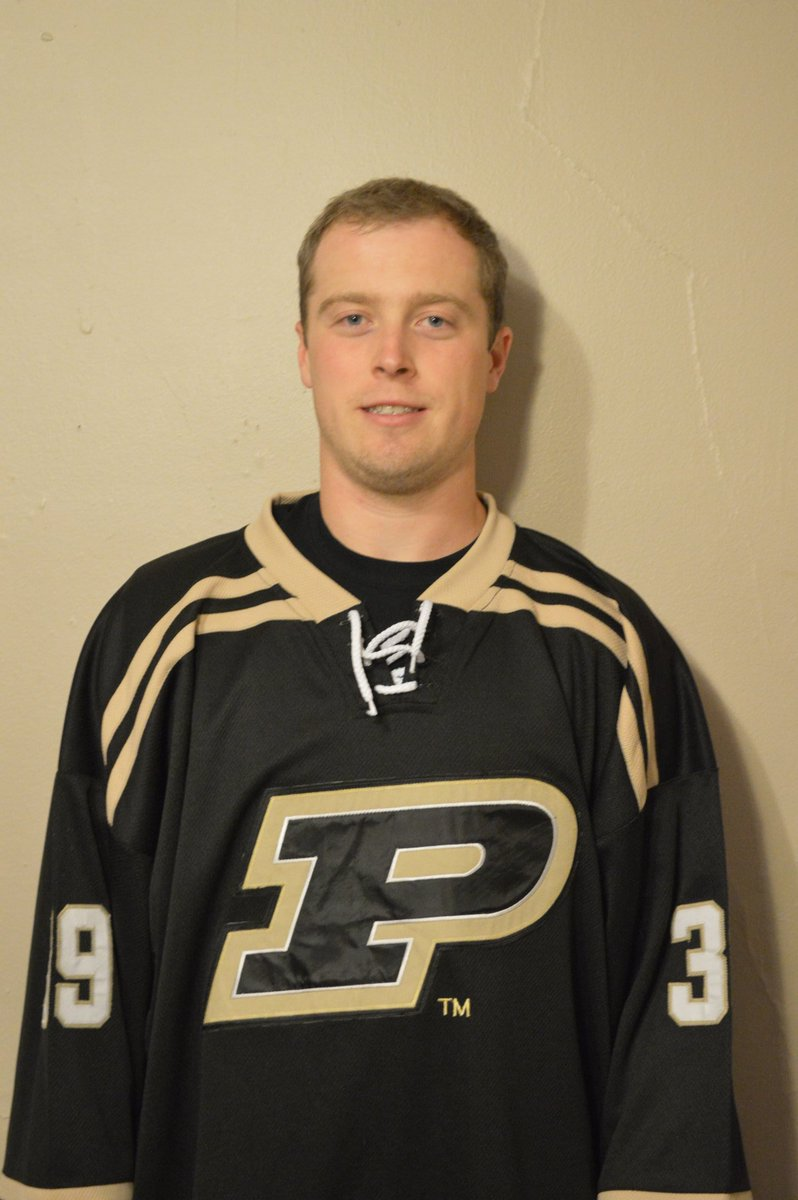 purdue hockey on twitter potw is jt turner w the game winning pp goal against xavier he earned purdue the 1 spot in the ichc playoffs
