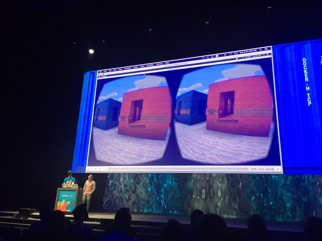 Unikernel Containers. Check point restore. Best way to end the show! # dockercon https://t.co/ajgzHUWAea