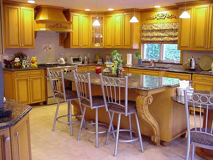 granite guy on twitter lovely yellow red kitchen with fascinating red maroon kitchen cabinet design grey granite kitchen countertop - Maroon Kitchen 2015