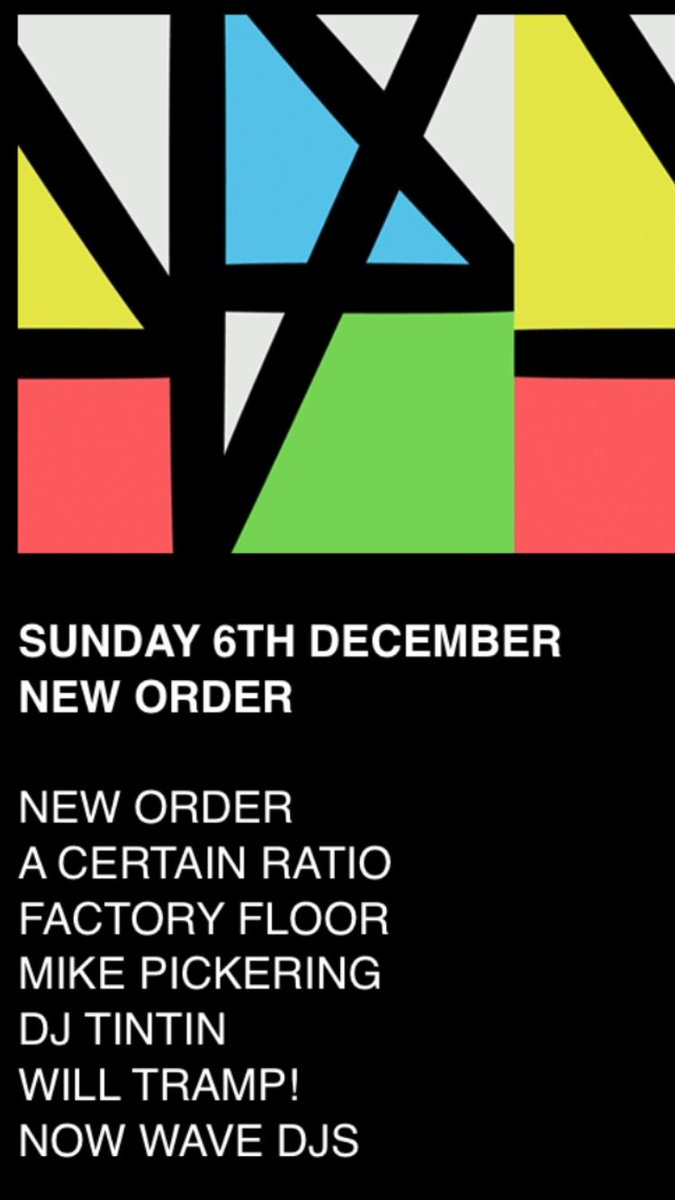 06 Dec 2015, Warehouse Project, Manchester - ACR Gigography