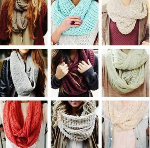 Te compartimos estas bufandas que podrás usar este invierno. https://t.co/ygBzmOzX3Z