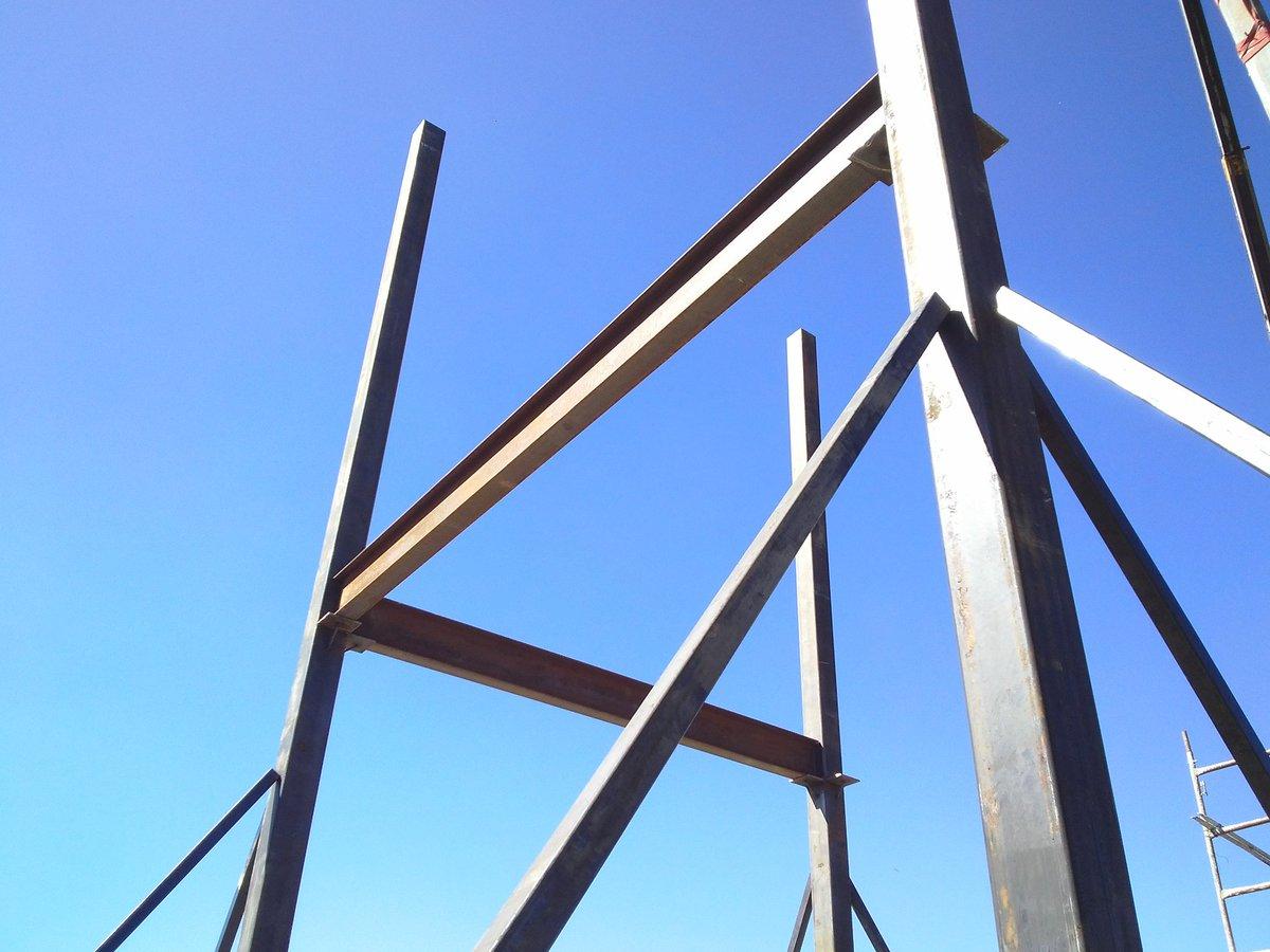 Estructura Metálica Su Twitter Nuevo Proyecto De