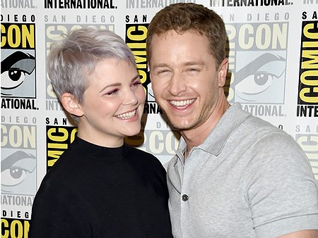 EXCLUSIVE: @OnceABC's @joshdallas and Ginnifer Goodwin are expecting their second child! https://t.co/D7xA6WHK1J https://t.co/Bc1XtN5xck
