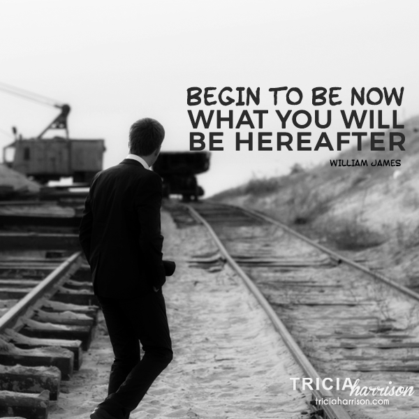 Begin to be now what you will be hereafter. #William #James  http:// on.fb.me/1bN06nv  &nbsp;  <br>http://pic.twitter.com/qYMXS3PHsn