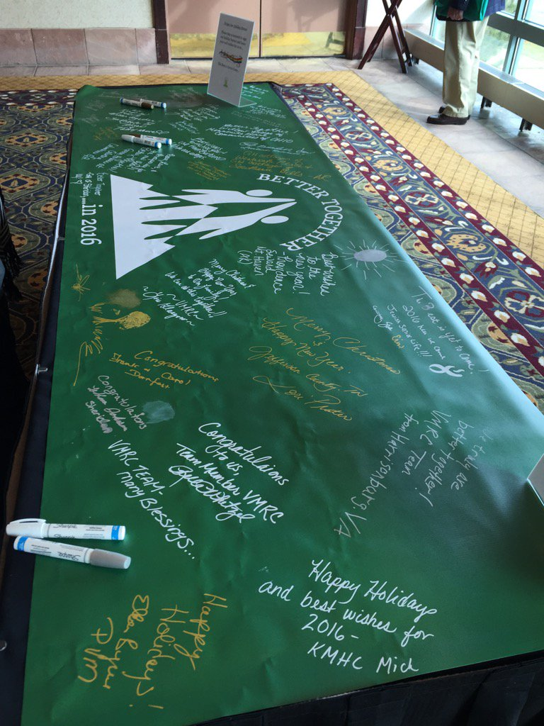 Love all the signatures for our conference banner! #GHP15 https://t.co/ElHwH8S8aD