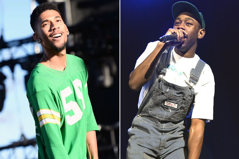 040f3aa476f9 tyler the creator hodgy beats have already squashed their beef are bffs  again