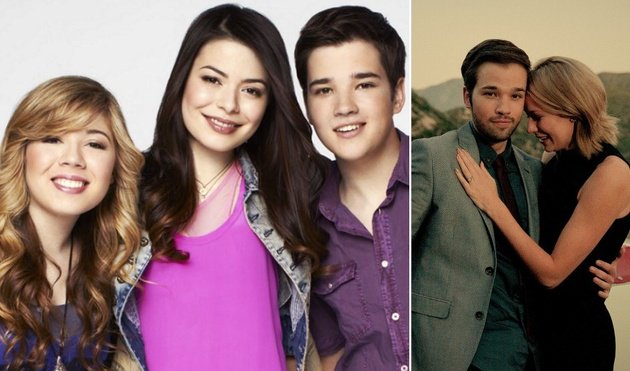 Nathan Kress Wedding.Pretty52 On Twitter The Icarly Gang Reunited For Nathan