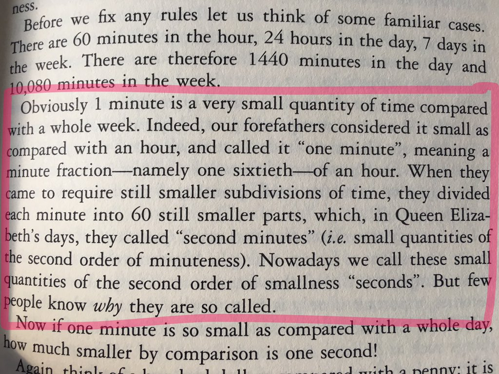 The origins of the words minute and second https://t.co/s8Pf3aXiOo
