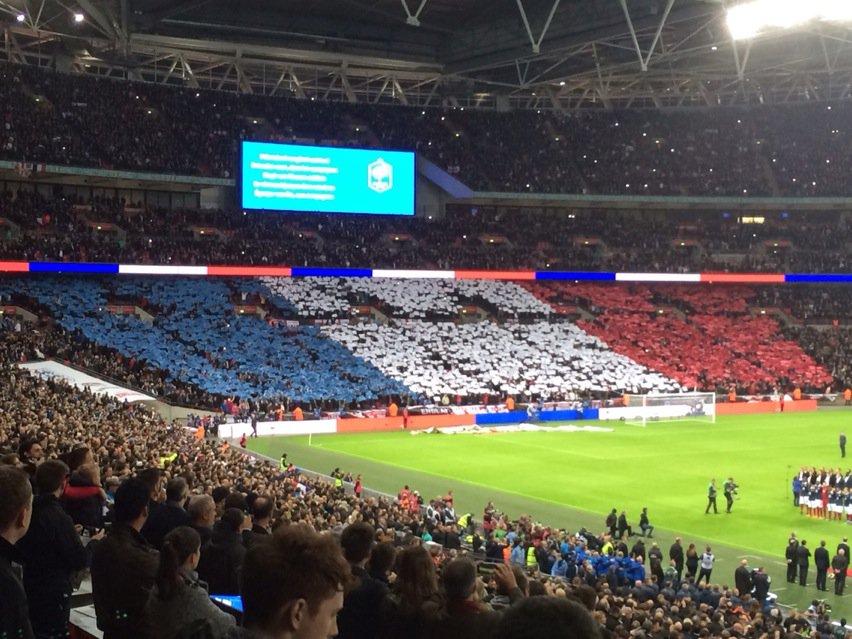 Wembley ... https://t.co/lI3f4NU4ps