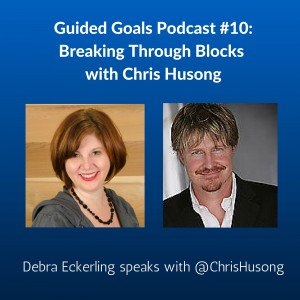 Breaking through Blocks w @ChrisHusong & @GuidedGoals https://t.co/K8ffKq3Z5M … … Listen: https://t.co/UQgLCk2p50 https://t.co/AUnakETJQZ