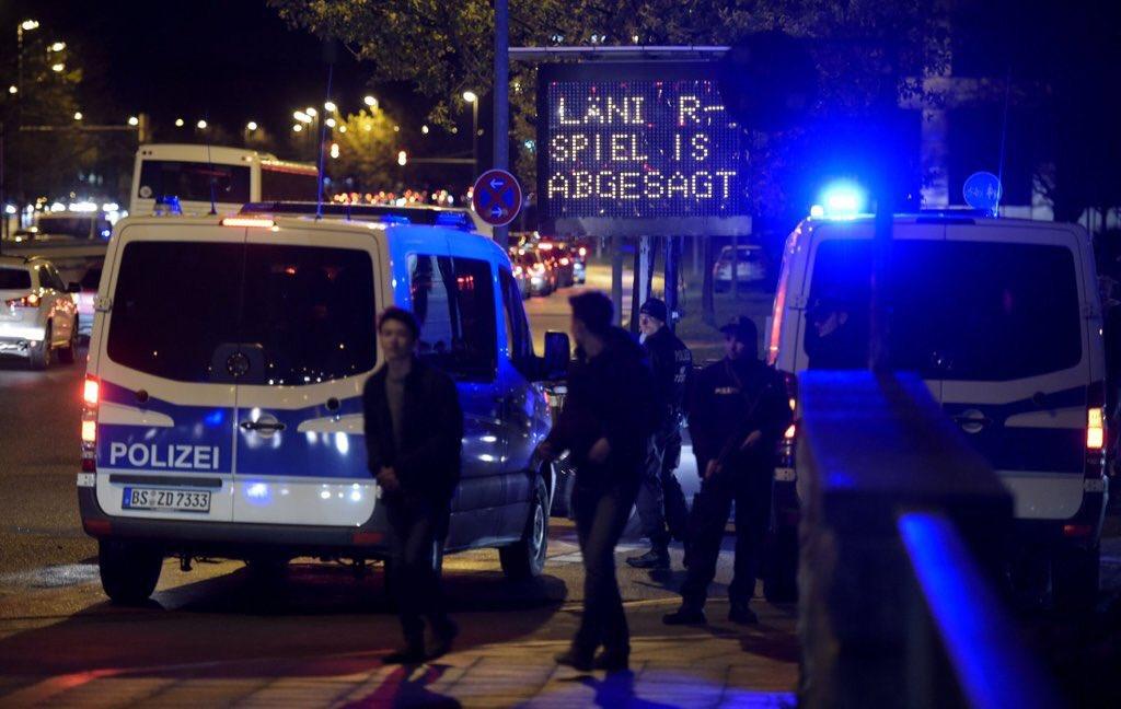 Cosa sta succedendo ad Hannover in Germania oggi 17 novembre.
