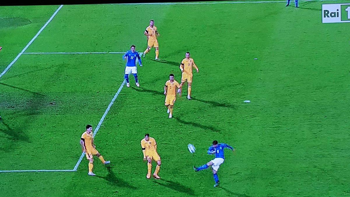 Italia Romania Risultato Diretta Calcio Video Gol Highlights: il gol di Gabbiadini e' regolare.