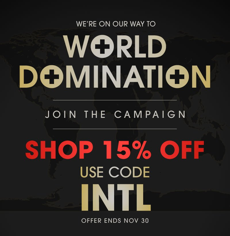 WE SHIP INTERNATIONALLY NOW! USE CODE: INTL TO GET 15% OFF TO CELEBRATE! #NOHODRINK #DRINKNOHO #INTERNATIONALSIPPING https://t.co/xX3Aehnfjy