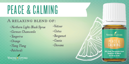 young living peace and calming