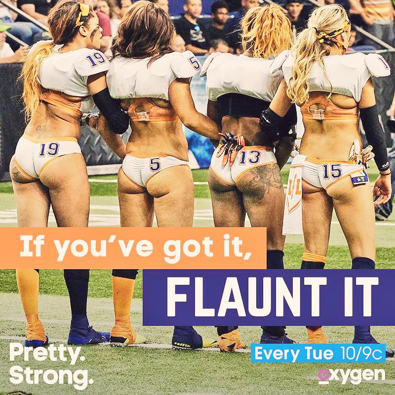 Who is watching #PrettyStrong tonight?!? 10/9c on #Oxygen !! Be sure to tweet #PrettyStrong and #fitFURRlife ❤️