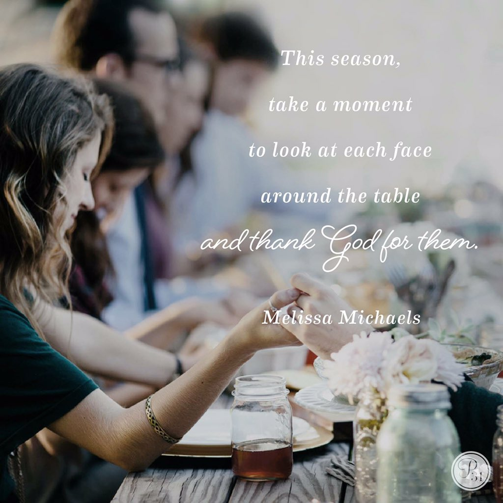 Give thanks this holiday season for what really matters. Via @Proverbs31org https://t.co/8E53LSeFSC