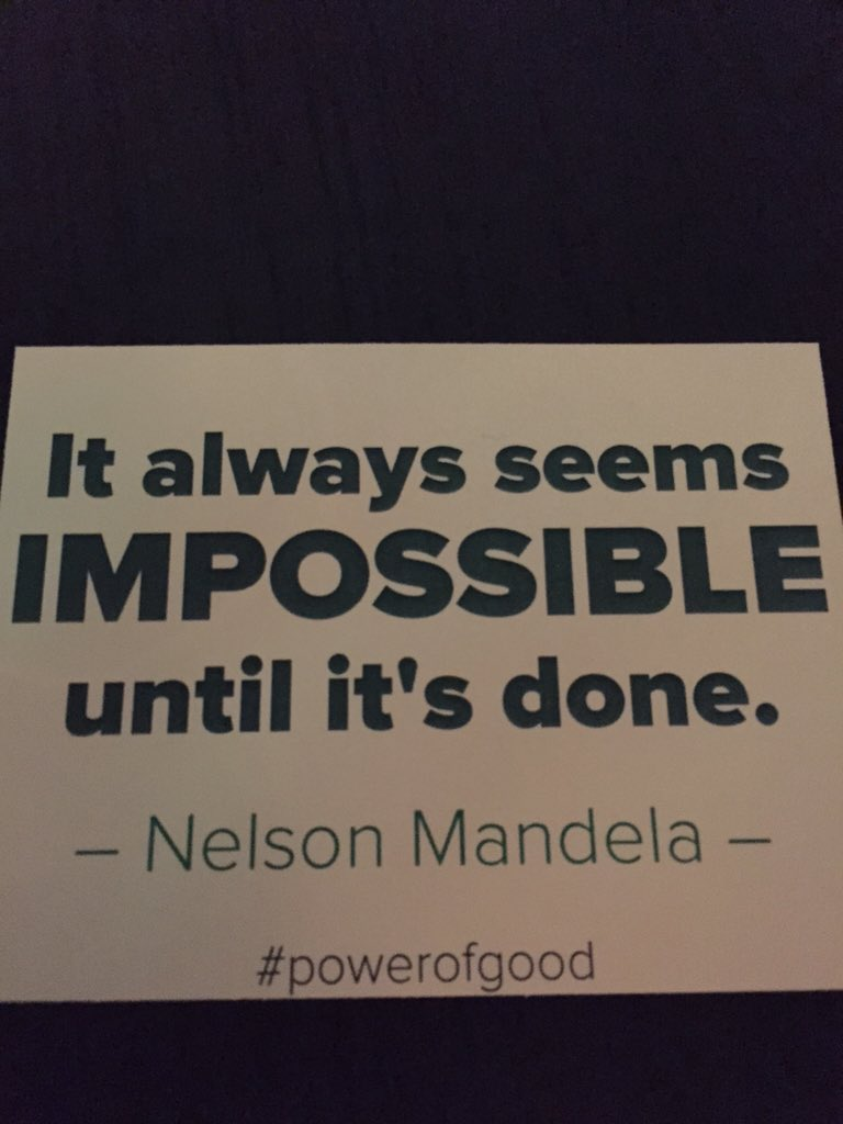 Here at @Mission_Capital and love this quote. #powerofgood https://t.co/IxhvCemeXH