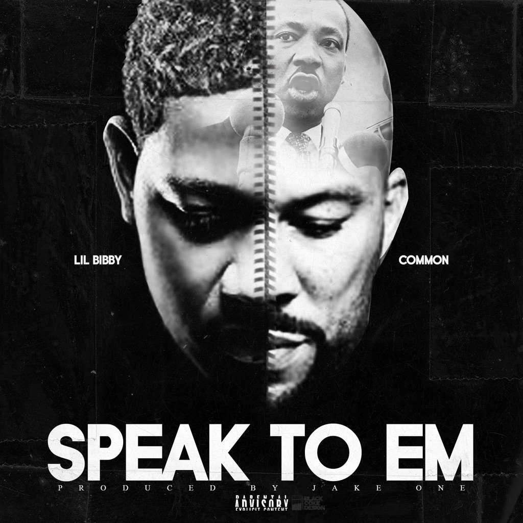 "NEW MUSIC: @LilBibby_ Ft. @Common, ""Speak To Em""... (Produced by @JakeUno)- https://t.co/6UFqb2WvWo https://t.co/JMBB8c0MGj"