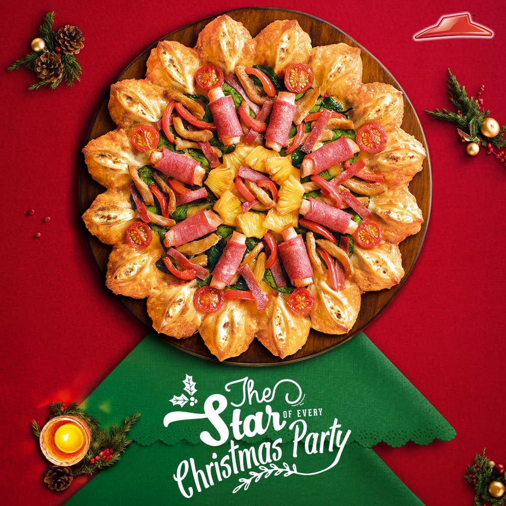 Is Pizza Hut Open On Christmas.Pizza Hut Sg On Twitter Here Comes The Star Of Every