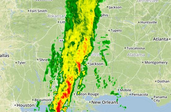 LIVE VIDEO Watch WLBT WDBD Weather Coverage Tornado Warning