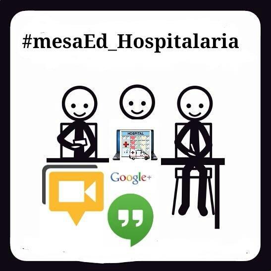 ¡Yupi! Aprenderé junto a  @jblasgarcia sobre #mesaEd_Hospitalaria en @mesasNEE  ¿Nos acompañas? https://t.co/zdWQIvMXl5