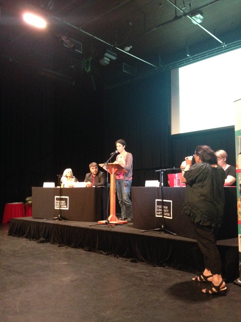 Last speaker @Utopiana Celeste Liddle @whwest #whwdebate https://t.co/VuAu8MGIY3