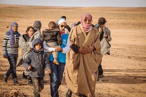 """""""No son los refugiados los causantes del terrorismo. El terrorismo causa los refugiados"""", Alto Comisionado de ACNUR https://t.co/pMQ6BSkFFM"""