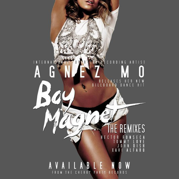 Holy shizzle ma nizzle that is awesome ☆ New song by @agnezmo #AGNEZMOBoyMagnet https://t.co/Lrjb63gVeO