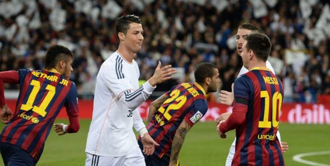 Real Madrid-Barcellona Streaming, come vederla in Diretta TV Oggi