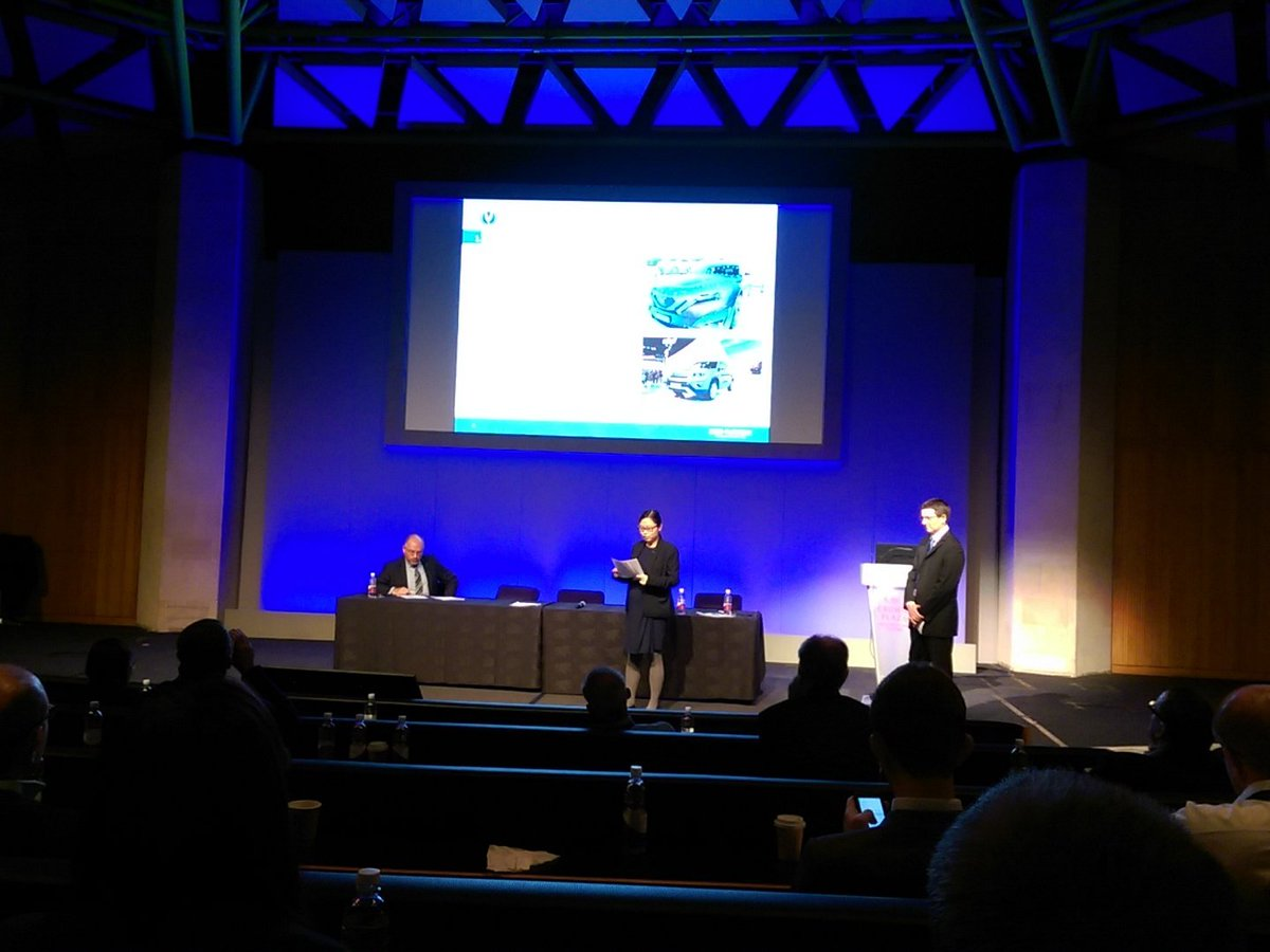 Changan and MBSE at #asec2015 #incoseuk https://t.co/EoLAqDWE1t