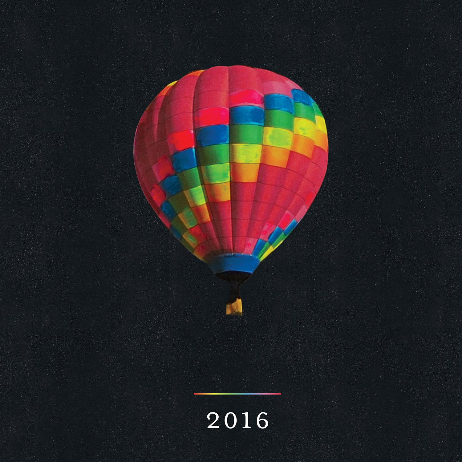Coldplay balloon
