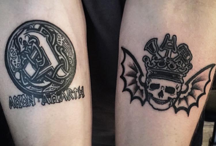 Tattoo amon amarth Amon Amarth