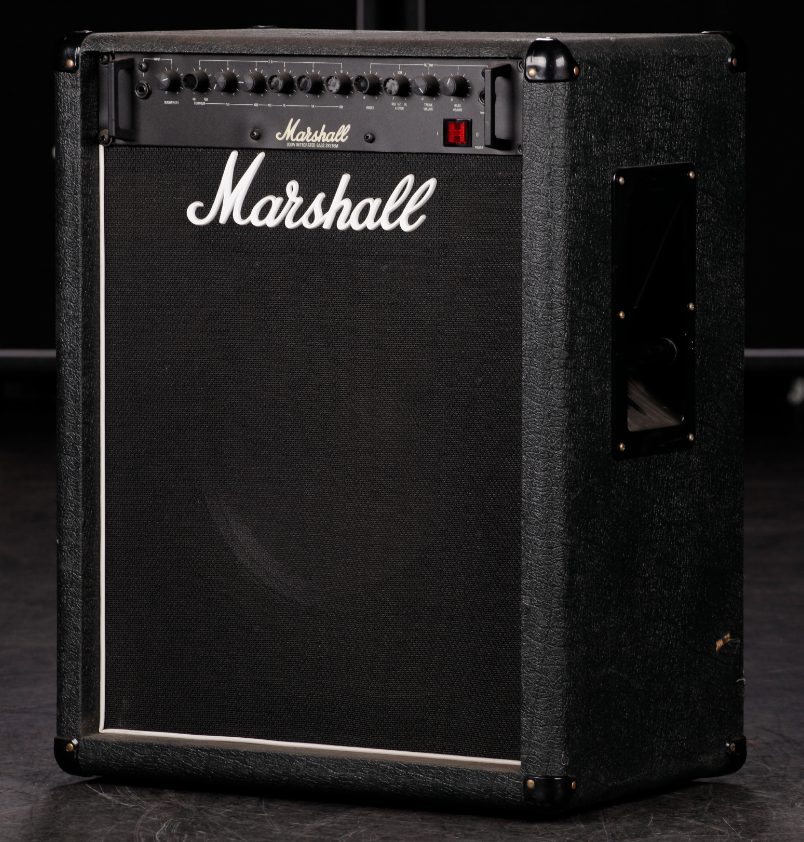 marshall amps on twitter a 200w 1 x 15 monster from the archive the marshall 5522 bass amp. Black Bedroom Furniture Sets. Home Design Ideas