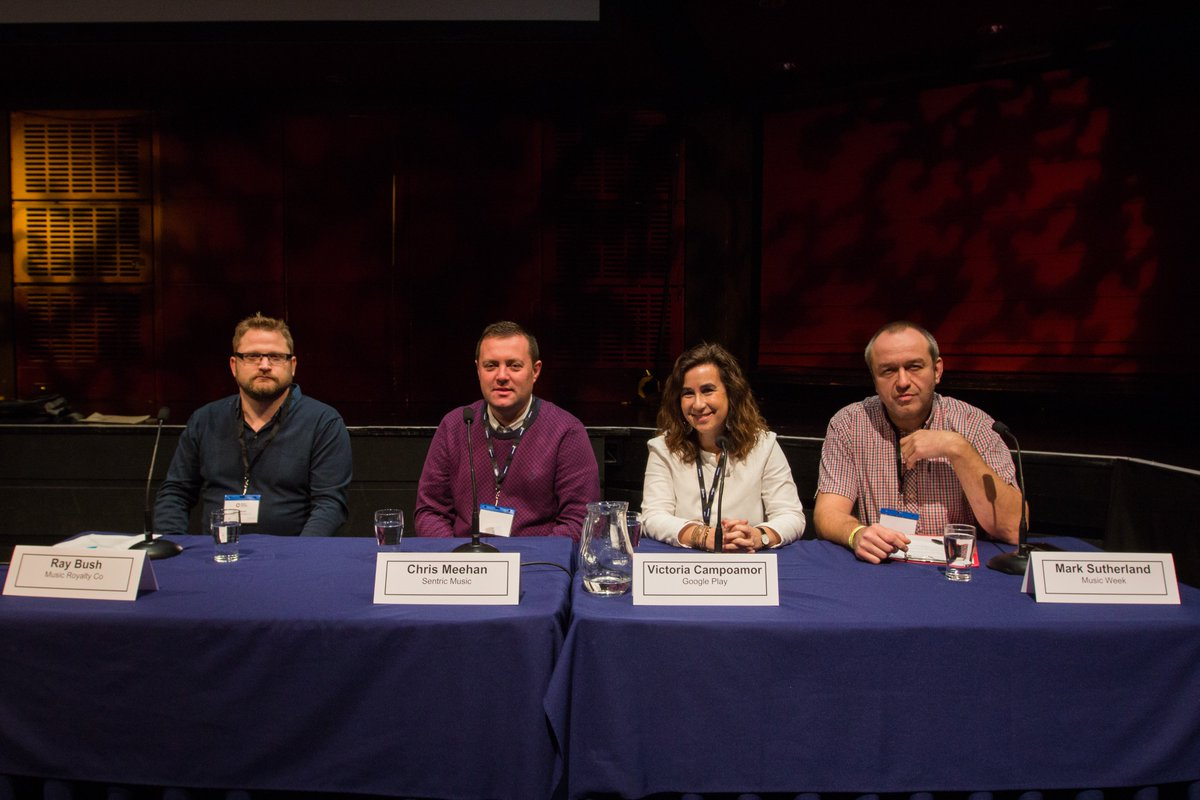 @MusicRoyaltyCo's very own Ray Bush, speaking on '#Music #Publishing in the #digital age' panel @ #musicfutures 2015 https://t.co/V3Dd3vgRnD