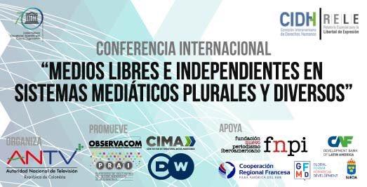 """Mesas de diálogo sobre """"Medios libres e independientes en sistemas mediáticos plurales y diversos"""" #mediosplurales https://t.co/dwXwY1aH9S"""