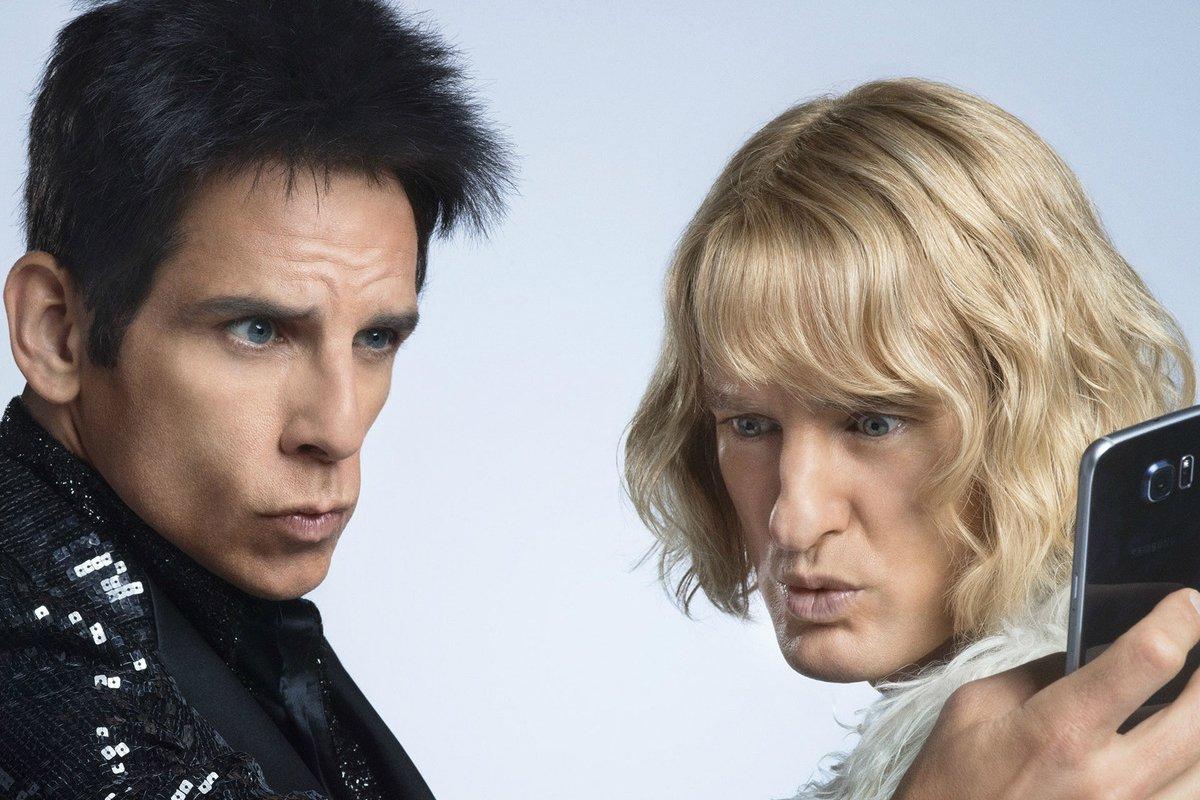 I superbelli modelli Derek e Hansel in Zoolander 2.