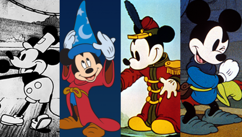 You're timeless, Mickey! Happy Birthday!