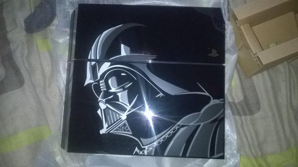 PS4 Star Wars Edition / Battlefront. Rejoindrez-vous le côté obscur ? - Page 9 CUGkuGmW4AAV4Sb