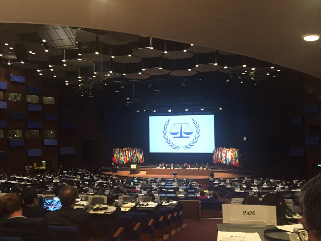 Thumbnail for FIDH delegation at the 14th session of the ICC Assembly of States Parties (ASP)