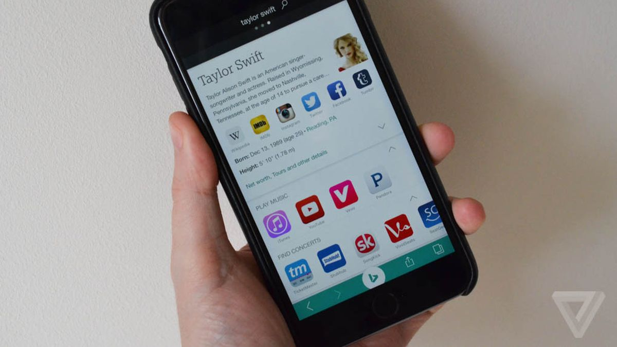 Microsoft is set to take on Google with its overhauled Bing app for iPhone