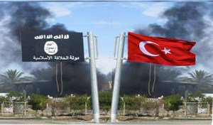 Muslim Turkey buying oil from ISIS?