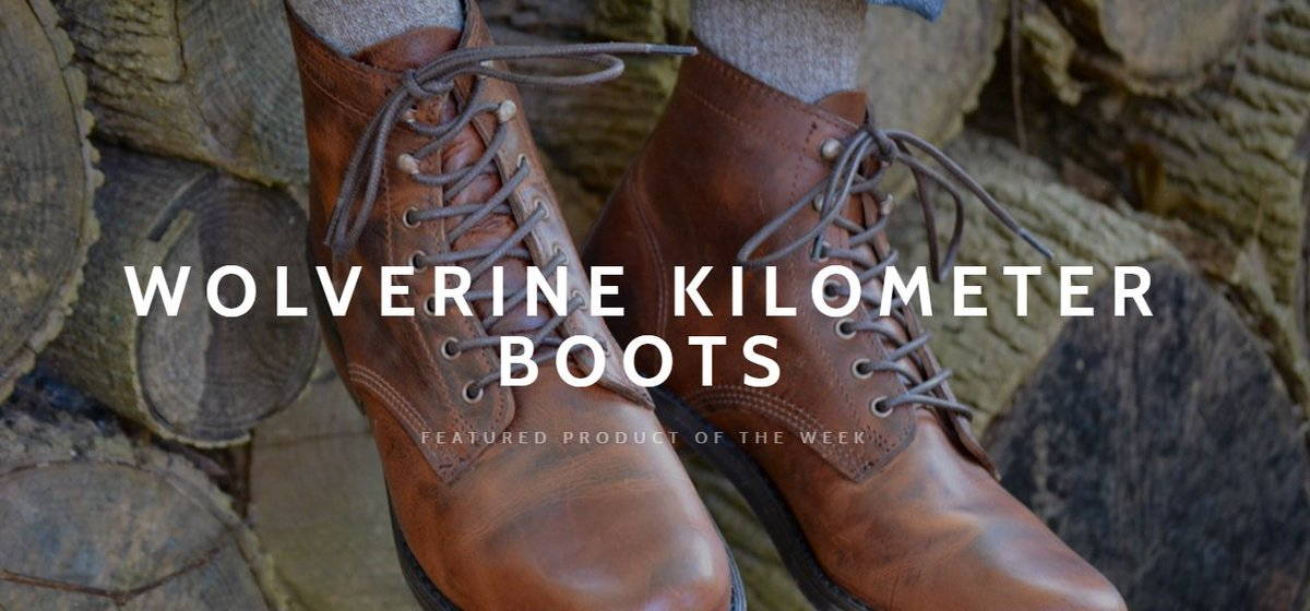 urban beardsman on twitter the wolverine kilometer boots aren t