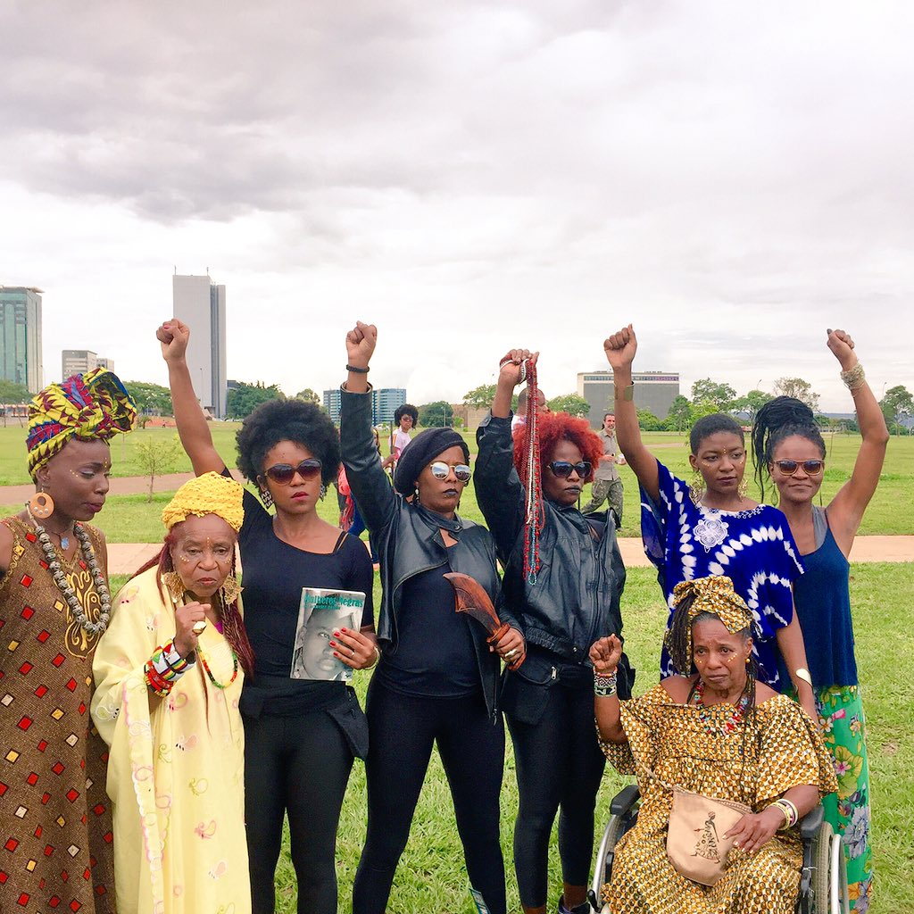 @HakimaAbbas this one is for you! #MarchaDasMulheresNegras cc. @AWID #afrifem #brazil #blackfeminisms https://t.co/9PmpBGYpPw
