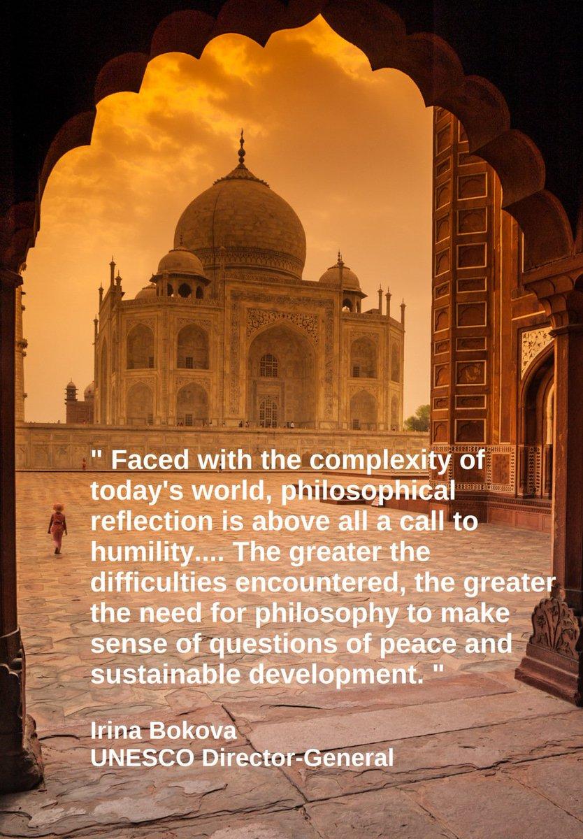 Happy World PhilosophyDay! https://t.co/ps4oRv0I4u https://t.co/ZdT81sx0vN