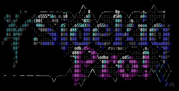 I'm way too excited about this ANSI/ASCII splash logo in Sidekiq Pro https://t.co/AUqFXdVhgp