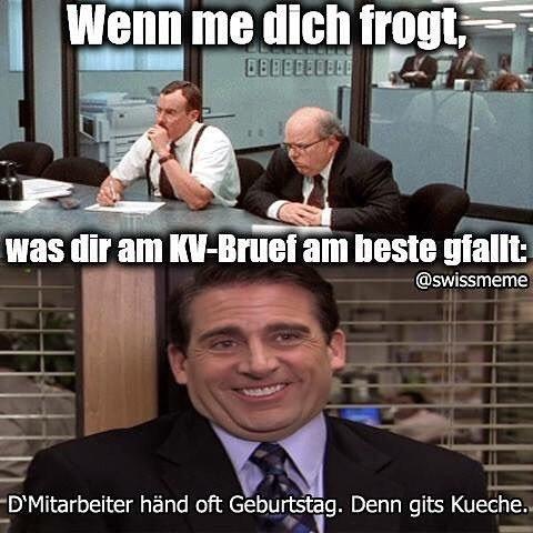 """swissmeme on Twitter: """"ah, dorum ischs kv so beliebt🎂😂 by ..."""